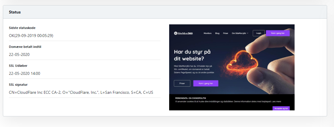 Optimer hastigheden på dit website